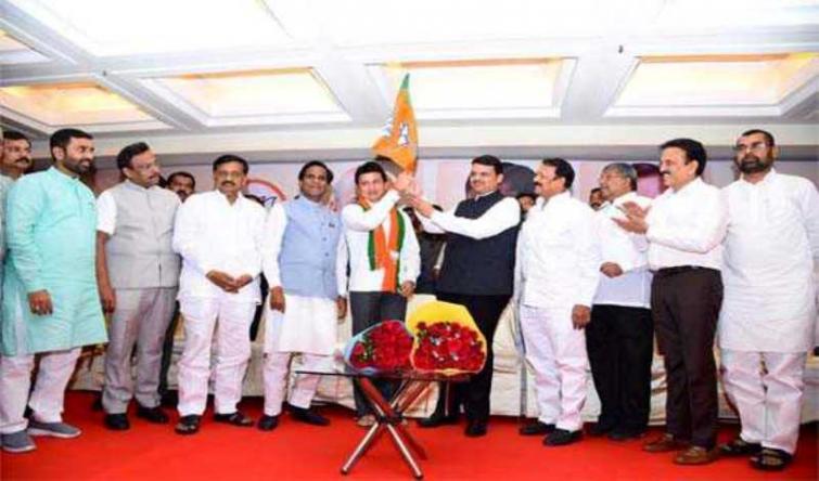 Ranjitsinh Mohite Patil joins Bharatiya Janata Party