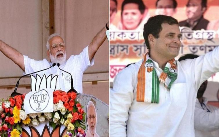 Narendra Modi 'thanks' Rahul Gandhi for wishing him over Lok Sabha poll victory