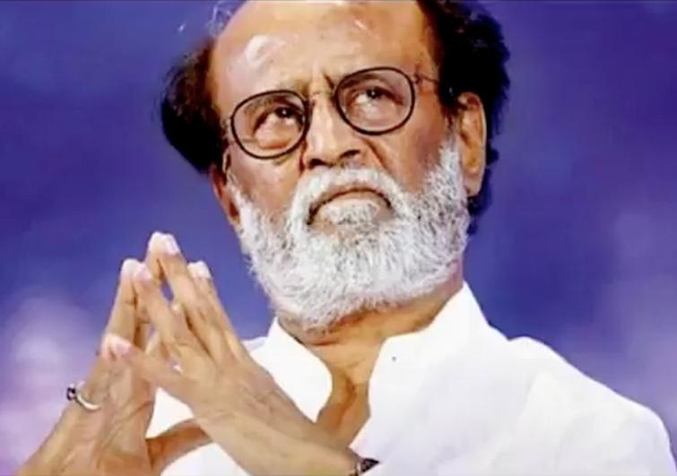Rajinikanth declares he will not contest in Lok Sabha polls