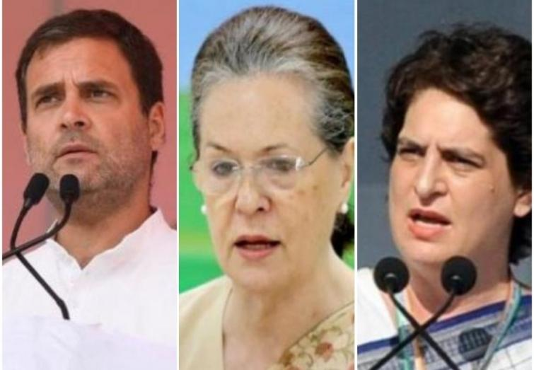 Winter Session: Congress demands restoration of SPG cover to Gandhis in RS