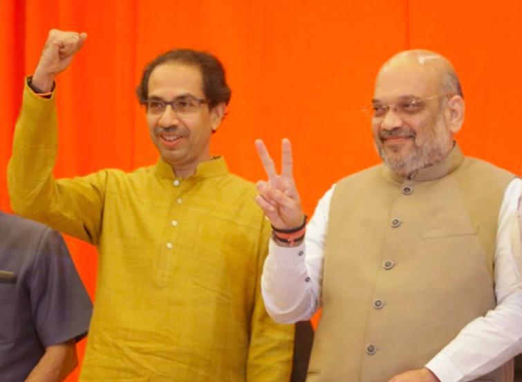 BJP and Shiv Sena announce alliance for Lok Sabha, Assembly polls