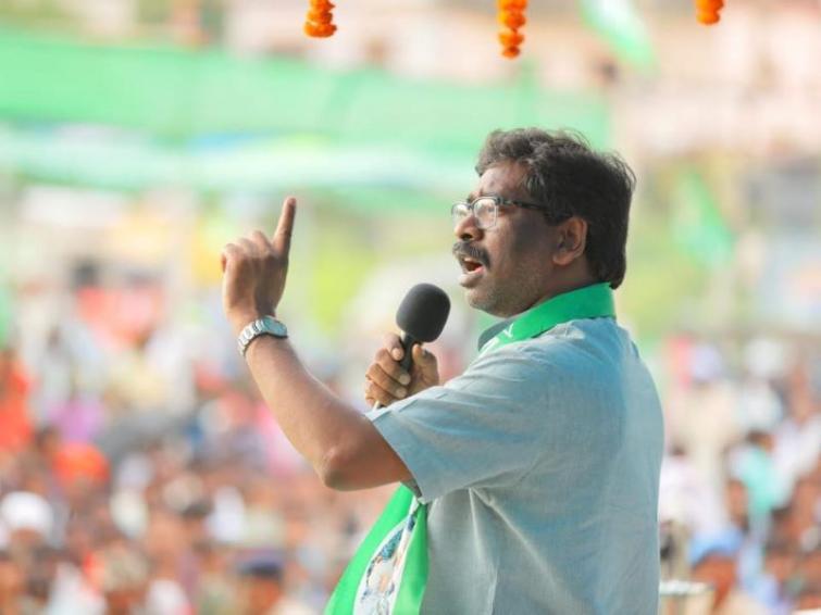 Jharkhand polls: Hemant Soren files nomination from Dumka