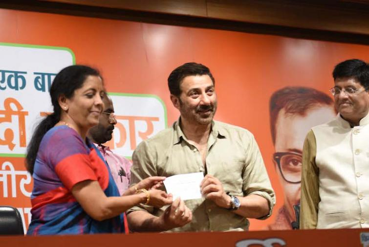 BJP MP Sunny Deol calls controversy around his decision to appoint a representative as 'extremely unfortunate'