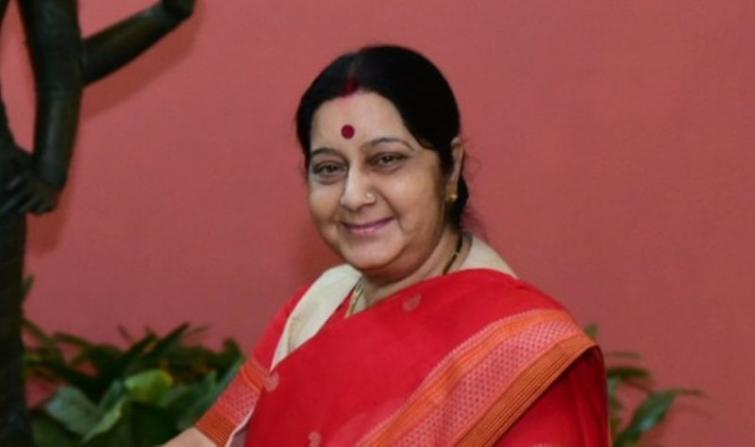 It's me, not my ghost: Sushma Swaraj responds on who tweets for her