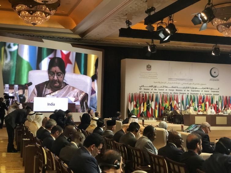 'We will work with you': India to OIC