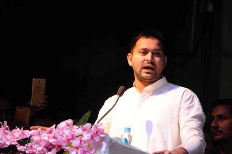 Would have been Bihar CM if I had compromised: Tejaswi