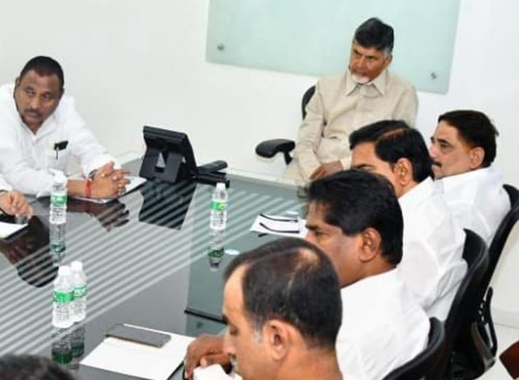 Andhra govt decides to reduce security cover of ex-CM Chandrababu Naidu