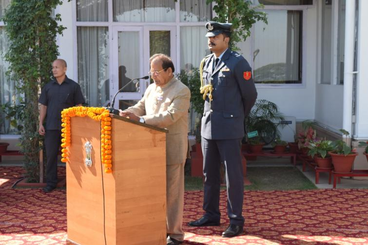 Guwahati observes Armed Forces Flag Day