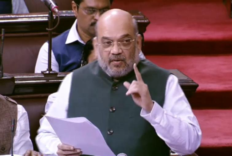 Everything is normal in Kashmir: Amit Shah implies in Rajya Sabha