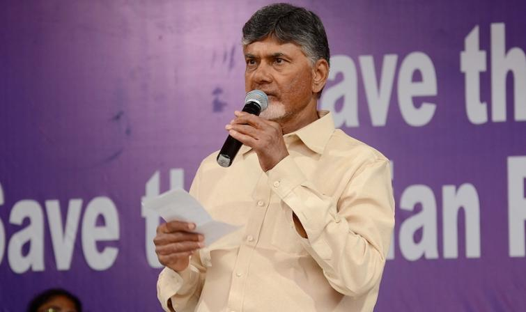 Administration should not be crippled in the name of election code: Naidu