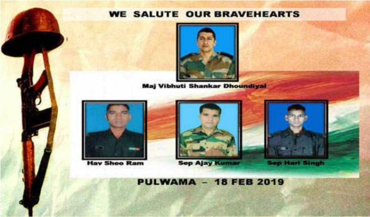 Kashmir: 5 security personnel, 3 JeM militants and one civilian killed in Pulwama encounter