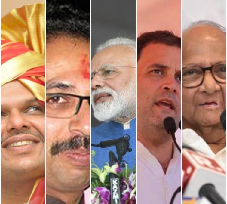 Exit Poll: BJP-Sena set for big win in Maharashtra, BJP to rule in Haryana again