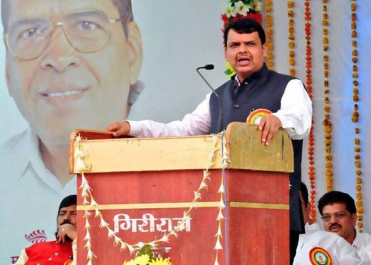 Maharashtra floor test: Devendra Fadnavis-led BJP MLAs stage walkout