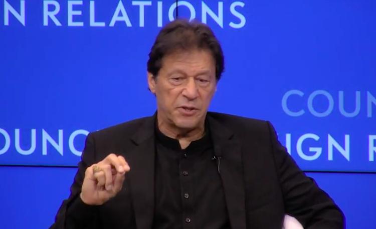 Imran Khan admits Pakistan Army, ISI trained terror group Al Qaeda