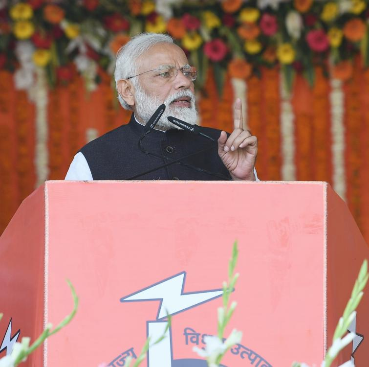 PM Modi visits Kanpur; launches various development projects