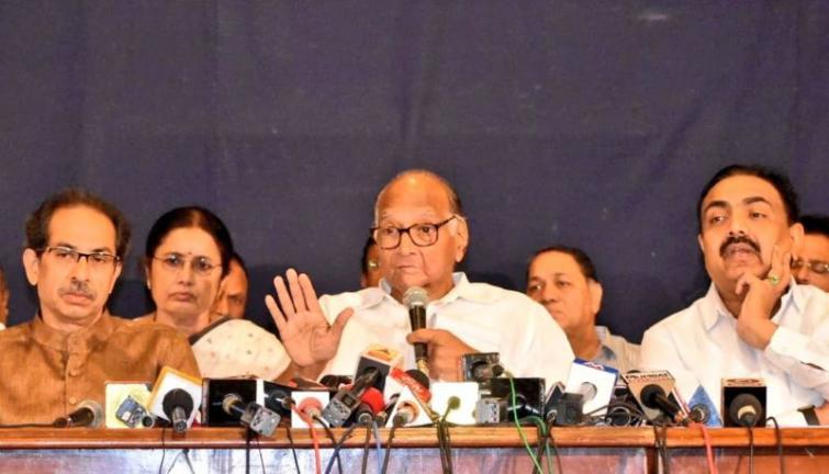 Shiv Sena, NCP, Congress MLAs to elect leader at 5 pm today