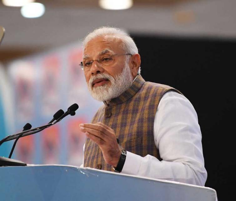 PM Modi to hold rallies in Odisha, Telangana and Andhra today