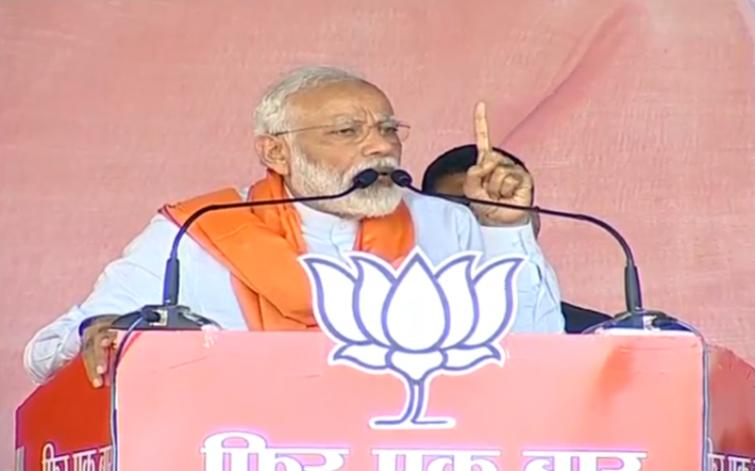 Committed to implementing Citizenship Amendment Bill but with consultation: Modi in Assam