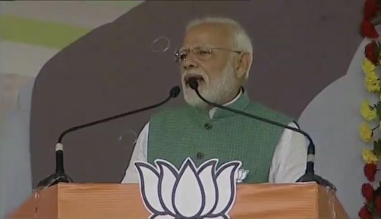 People who are setting fire can be identified by the colour of clothes they are wearing: PM