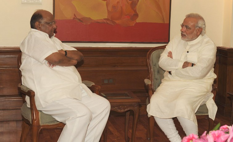 Had turned down Modi's offer of cabinet ministry: Sharad Pawar
