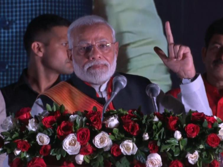 Respect for India has increased significantly in five years, says Modi on arrival from USA