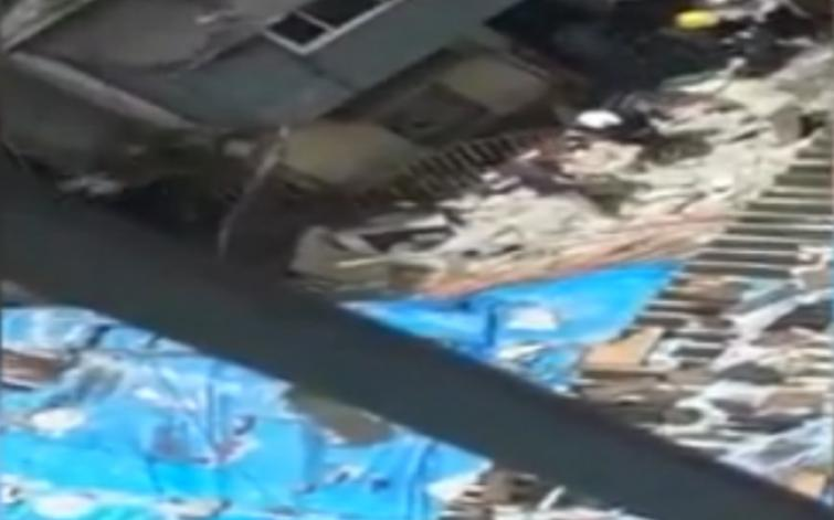 Mumbai Building Collapse: 40-50 feared trapped, 3 NDRF teams in rescue operation