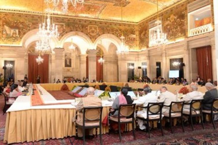 Conference of Governors commences at Rashtrapati Bhavan today