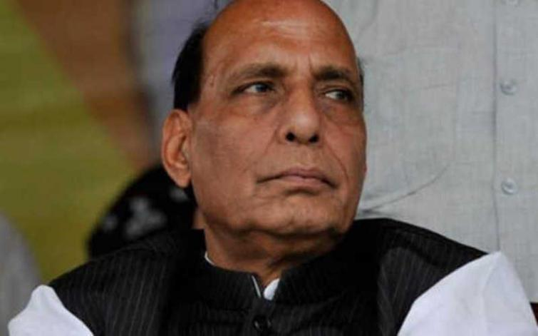 Rajnath Singh to inaugurate smart border system in Assam today