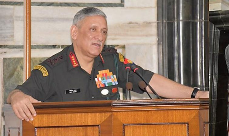 Army Chief Rawat reviews security situation, visits Poonch, Rajouri sectors