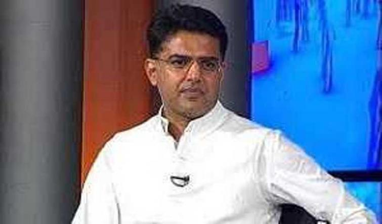 BJP trying to exploit people's emotions, says Sachin Pilot