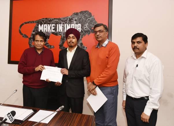 Suresh Prabhu launches GI website, tutorial video on IPR