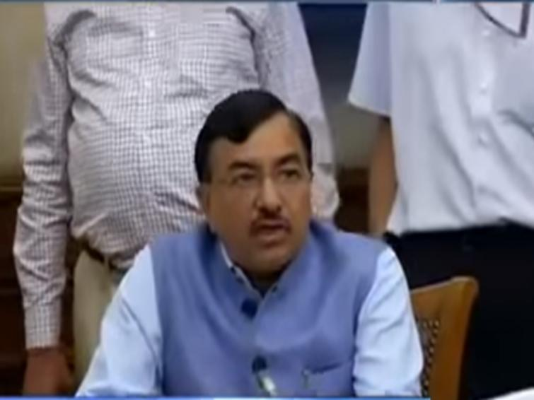 CBDT chairman Sushil Chandra becomes new Election Commissioner