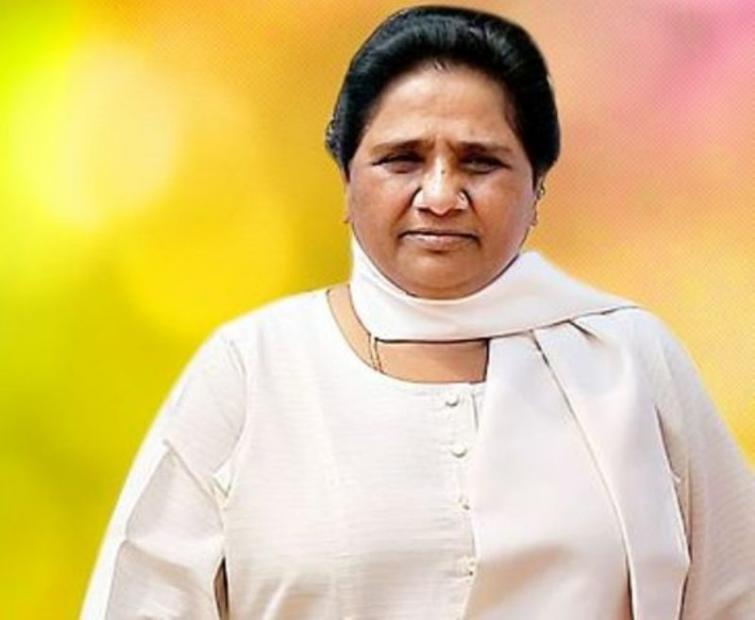 Mayawati blames BJP, Congress and BJD for plight of Dalits and minorities