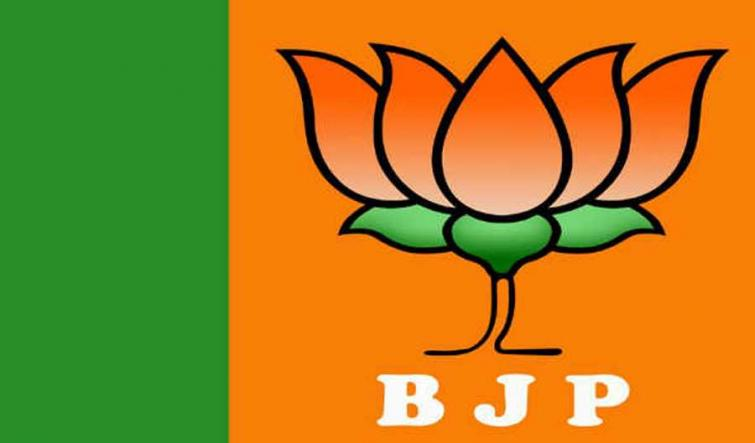 Oppositions complaint to EC over 'BJP' been written under lotus symbol on EVMs