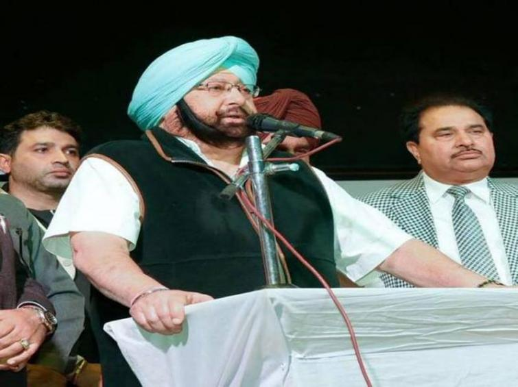 Amarinder hails Rahul's promise of minimum income for poor