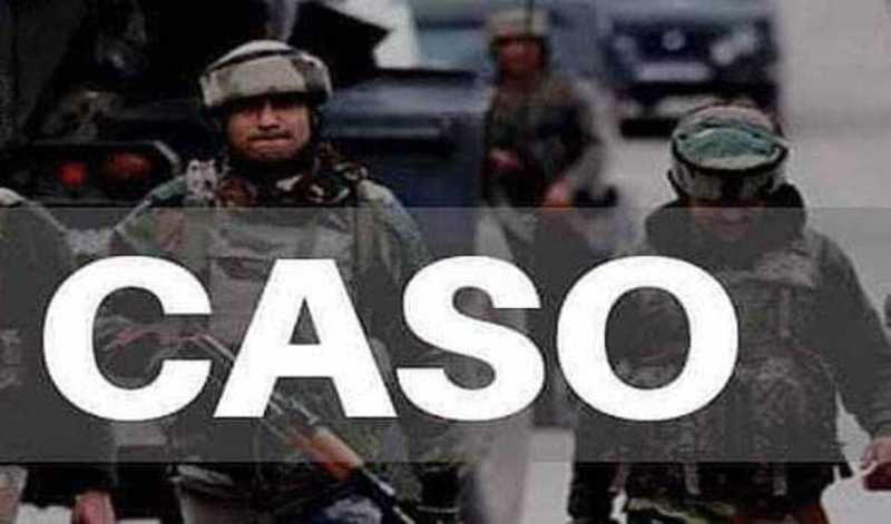 CASO launched in south Kashmir's Pulwama