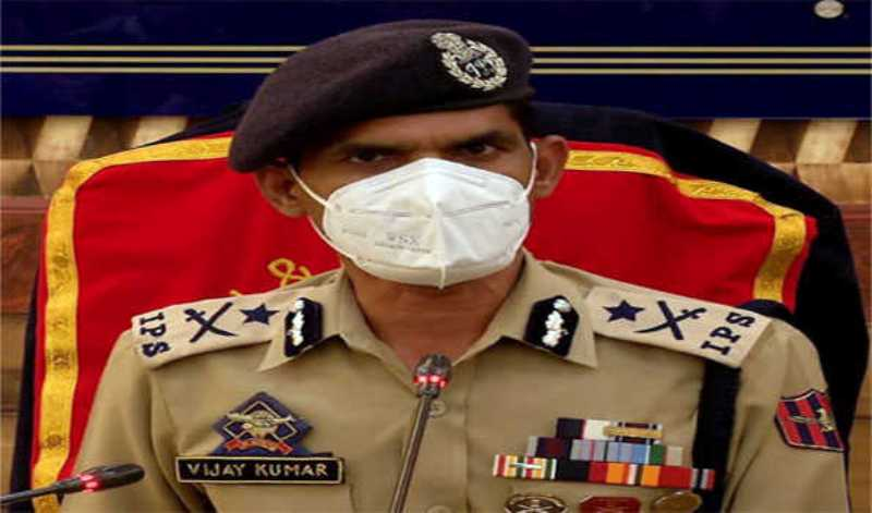 Militants now willing to lay down arms, says Kashmir range IGP
