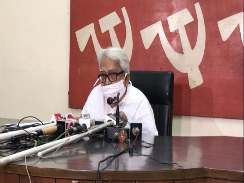 'Congress must join us in movement before we seal poll alliance': Left Front chairman Biman Bose