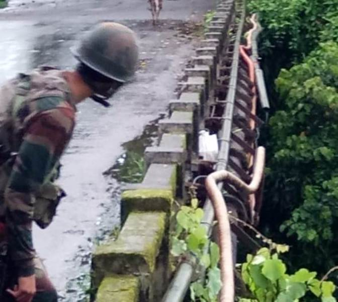Army recovers IED in Assam's Tinsukia district