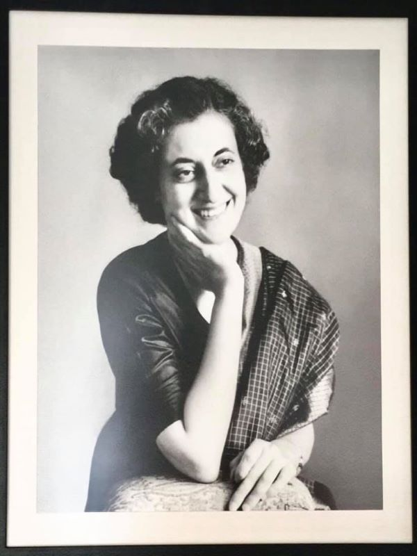 Former PM Indira Gandhi remembered on her 36th death anniversary