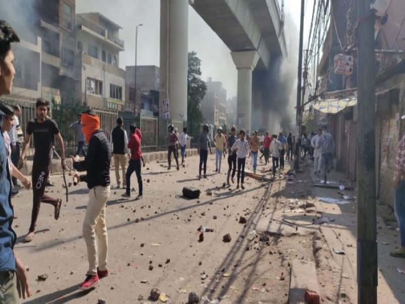 Delhi Riots: Police name 15 people in 17,000-page charge sheet