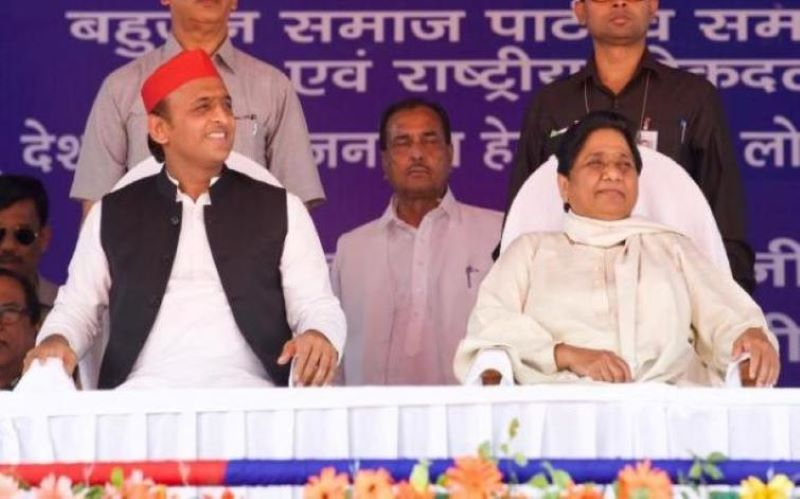 Mayawati ready to support BJP to defeat former ally SP