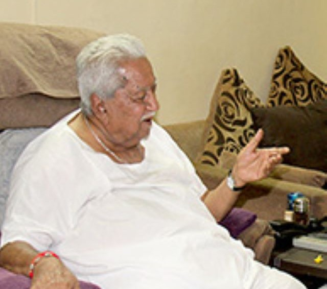 Former Gujarat CM Keshubhai Patel, infected with Covid-19, passes away at 92