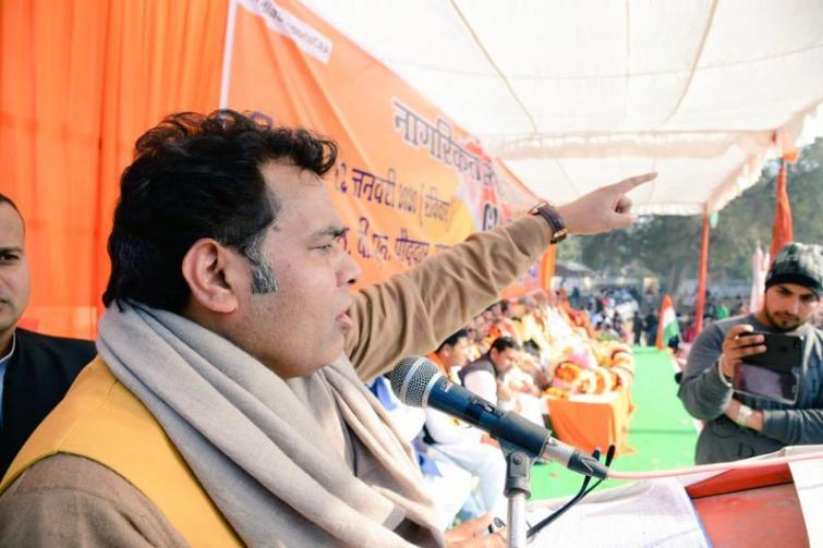 Over 32,000 refugees identified in Uttar Pradesh for CAA: Minister Shrikant Sharma