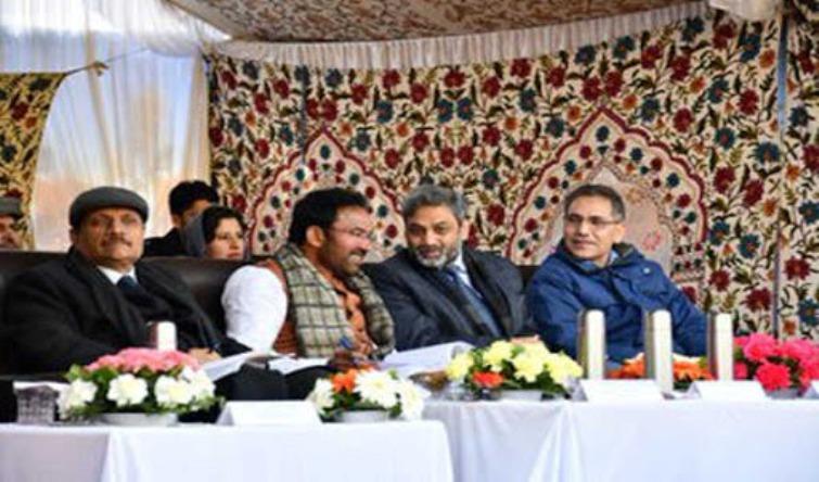 MoS Reddy visits central Kashmir, says J&K development focal point of Centre