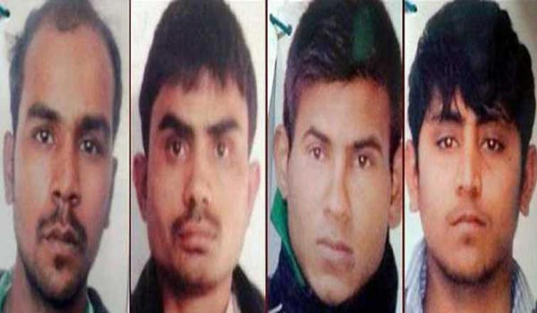 Execution of 2012 Delhi gangrape convicts: Order reserved till 1700 hrs