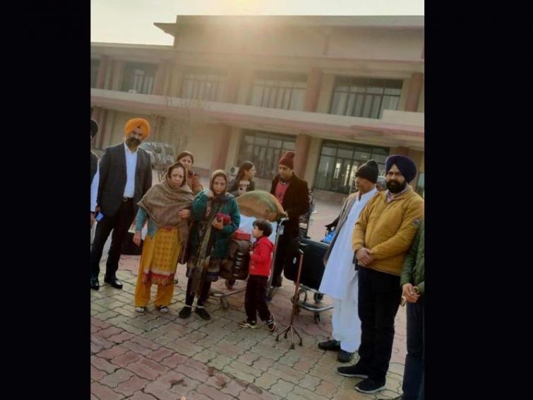 Several Pakistani Hindu families cross Attari-Wagah border, seek refuge in India