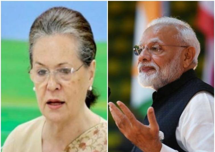 Congress president Sonia Gandhi writes to PM Modi on plight of migrant workers