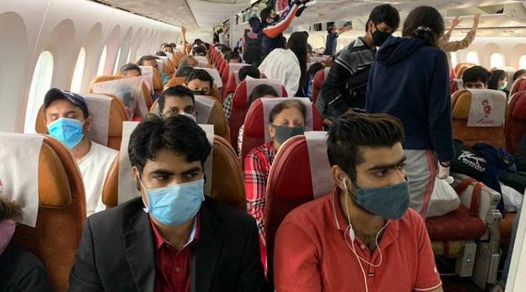 Vande Bharat: Evacuation flight with 177 passengers from Bahrain lands at Kochi International Airport