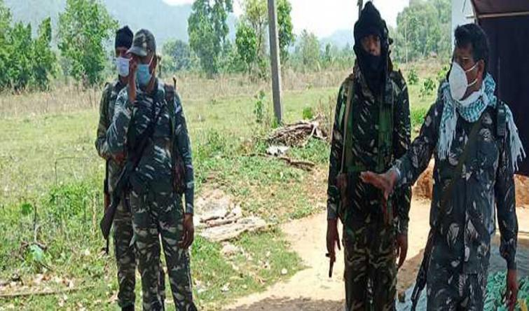 West Singhbhum: 3 PLFI ultras killed in joint operation of police and CRPF